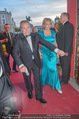 Romy Gala 2015 - Red Carpet - Hofburg - Sa 25.04.2015 - Fritz WEPPER, Angela VON MORGEN142