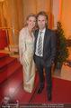 Romy Gala 2015 - Red Carpet - Hofburg - Sa 25.04.2015 - Christa KUMMER, Franz HOFBAUER150