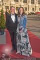 Romy Gala 2015 - Red Carpet - Hofburg - Sa 25.04.2015 - Adi HIRSCHAL mit Tochter Noemi-Maddalena HIRSCHAL17