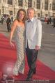 Romy Gala 2015 - Red Carpet - Hofburg - Sa 25.04.2015 - Vera RUSSWURM, Peter HOFBAUER27
