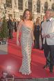 Romy Gala 2015 - Red Carpet - Hofburg - Sa 25.04.2015 - Vera RUSSWURM, Peter HOFBAUER30