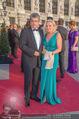 Romy Gala 2015 - Red Carpet - Hofburg - Sa 25.04.2015 - Wolfgang HESOUN mit Ehefrau Brigitte53