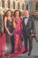 Romy Gala 2015 - Red Carpet - Hofburg - Sa 25.04.2015 - Constanze BREITEBNER mit Familie61