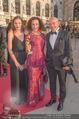 Romy Gala 2015 - Red Carpet - Hofburg - Sa 25.04.2015 - Constanze BREITEBNER mit Familie62