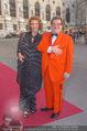 Romy Gala 2015 - Red Carpet - Hofburg - Sa 25.04.2015 - Bettina KUHN, Erwin STEINHAUER75