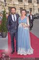 Romy Gala 2015 - Red Carpet - Hofburg - Sa 25.04.2015 - Gerti DRASSL (schwanger), Sami LORIS (?)87