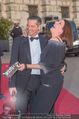 Romy Gala 2015 - Red Carpet - Hofburg - Sa 25.04.2015 - Fritz KARL, Elena UHLIG97
