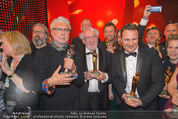 Romy Gala 2015 - Aftershowparty - Hofburg - Sa 25.04.2015 - Andre HELLER, Dieter HALLERVORDEN, Guido-Maria KRETSCHMER1
