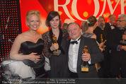 Romy Gala 2015 - Aftershowparty - Hofburg - Sa 25.04.2015 - Barbara SCH�NEBERGER, Nora TSCHIRNER, Axel PRAHL10