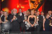 Romy Gala 2015 - Aftershowparty - Hofburg - Sa 25.04.2015 - Barbara SCH�NEBERGER, Dieter HALLERVORDEN, GuidoMaria KRETSCHME11