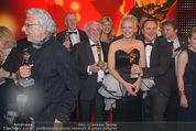 Romy Gala 2015 - Aftershowparty - Hofburg - Sa 25.04.2015 - Barbara SCH�NEBERGER, Dieter HALLERVORDEN, GuidoMaria KRETSCHME12