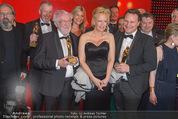 Romy Gala 2015 - Aftershowparty - Hofburg - Sa 25.04.2015 - Barbara SCH�NEBERGER, Dieter HALLERVORDEN, GuidoMaria KRETSCHME14