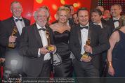 Romy Gala 2015 - Aftershowparty - Hofburg - Sa 25.04.2015 - Barbara SCH�NEBERGER, Dieter HALLERVORDEN, GuidoMaria KRETSCHME15