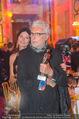 Romy Gala 2015 - Aftershowparty - Hofburg - Sa 25.04.2015 - Andre HELLER mit Romy und Ehefrau21