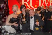 Romy Gala 2015 - Aftershowparty - Hofburg - Sa 25.04.2015 - Barbara SCH�NEBERGER, Nora TSCHIRNER, Axel PRAHL3