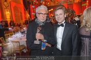 Romy Gala 2015 - Aftershowparty - Hofburg - Sa 25.04.2015 - Andre HELLER, Josef OSTERMAYER35