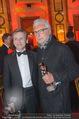 Romy Gala 2015 - Aftershowparty - Hofburg - Sa 25.04.2015 - Andre HELLER, Josef OSTERMAYER37