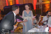 Romy Gala 2015 - Aftershowparty - Hofburg - Sa 25.04.2015 - Guido Maria KRETSCHMER, Gerti DRASSL53