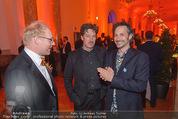 Romy Gala 2015 - Aftershowparty - Hofburg - Sa 25.04.2015 - Simon SCHWARZ, Tobias MORETTI, Michael OSTROWSKI73