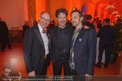 Romy Gala 2015 - Aftershowparty - Hofburg - Sa 25.04.2015 - Simon SCHWARZ, Tobias MORETTI, Michael OSTROWSKI75