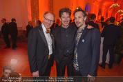 Romy Gala 2015 - Aftershowparty - Hofburg - Sa 25.04.2015 - Simon SCHWARZ, Tobias MORETTI, Michael OSTROWSKI76