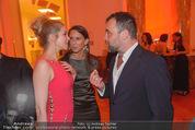 Romy Gala 2015 - Aftershowparty - Hofburg - Sa 25.04.2015 - Maria K�STLINGER, Hilde DALIK, J�rgen MAURER88