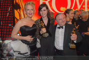 Romy Gala 2015 - Aftershowparty - Hofburg - Sa 25.04.2015 - Barbara SCH�NEBERGER, Nora TSCHIRNER, Axel PRAHL9
