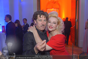 Romy Gala 2015 - Aftershowparty - Hofburg - Sa 25.04.2015 - Tobias MORETTI, Andrea BUDAY93