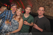 Party Animals - Melkerkeller - Sa 25.04.2015 - 15