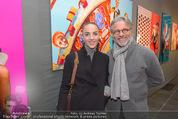 Salon Revive Fotoausstellung - 21er Haus - Di 28.04.2015 - Adi HIRSCHAL mit Tochter Noemi-Maddalena22