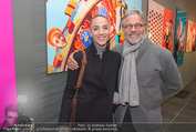 Salon Revive Fotoausstellung - 21er Haus - Di 28.04.2015 - Adi HIRSCHAL mit Tochter Noemi-Maddalena23