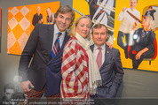 Salon Revive Fotoausstellung - 21er Haus - Di 28.04.2015 - Hubertus HOHENLOHE, Agnes HUSSLEIN, Toni M�RWALD39