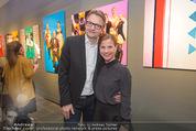Salon Revive Fotoausstellung - 21er Haus - Di 28.04.2015 - Kristina SPRENGER mit Ehemann Gerald GERSTBAUER46