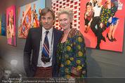 Salon Revive Fotoausstellung - 21er Haus - Di 28.04.2015 - Hubertus HOHENLOHE, Evelyn ESELB�CK5