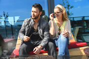 Carrera - 25 hours hotel - Mi 29.04.2015 - Diana LUEGER (Zweitfrau), Lukas PL�CHL105