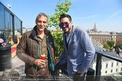 Carrera - 25 hours hotel - Mi 29.04.2015 - Clemens UNTERREINER, Christian CLERICI42