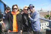 Carrera - 25 hours hotel - Mi 29.04.2015 - Clemens UNTERREINER, Hubertus HOHENLOHE, Simona GANDOLFI43