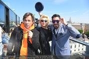 Carrera - 25 hours hotel - Mi 29.04.2015 - Clemens UNTERREINER, Hubertus HOHENLOHE, Simona GANDOLFI45