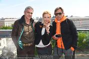 Carrera - 25 hours hotel - Mi 29.04.2015 - Lilian KLEBOW, Hubertus HOHENLOHE, Christian CLERICI64