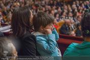Hibla Gerzmava Charity - Musikverein - Do 30.04.2015 - Anna NETREBKO mit Sohn Tiago (zum 1. mal in Klassikkonzert)40