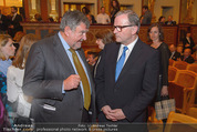 Hibla Gerzmava Charity - Musikverein - Do 30.04.2015 - Herbert STEPIC, Karlheinz KOPF90