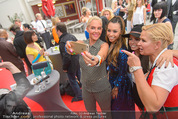 Opening - Luxus Lashes - Di 05.05.2015 - Selfie: OCHSENKNECHT, EFFENBERG, BRANDAO, HILBIG34
