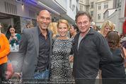 Opening - Luxus Lashes - Di 05.05.2015 - Cyril RADLHER, Christine REILER, Heinz HANNER44
