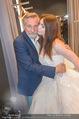 Opening - Vera Wang Steinecker - Di 05.05.2015 - Peter RAPP mit Tochter Roxanne (im Brautkleid)43