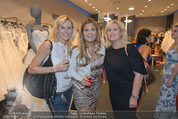 Opening - Vera Wang Steinecker - Di 05.05.2015 - Milene PLATZER, Andrea BOCAN, Vivi GASTINGER48
