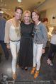 Opening - Vera Wang Steinecker - Di 05.05.2015 - Kathi und Gabi STUMPF, Eva WEGROSTEK49