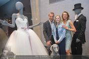 Opening - Vera Wang Steinecker - Di 05.05.2015 - Gottfried und Petra STEINECKER mit Nichte Laura89