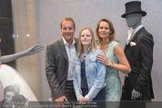 Opening - Vera Wang Steinecker - Di 05.05.2015 - Gottfried und Petra STEINECKER mit Nichte Laura90