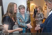 Brigitte Just Ausstellung - Looshaus - Mi 06.05.2015 - Brigitte JUST, Brigitte EDERER11