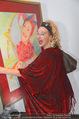 Brigitte Just Ausstellung - Looshaus - Mi 06.05.2015 - Andrea BUDAY23
